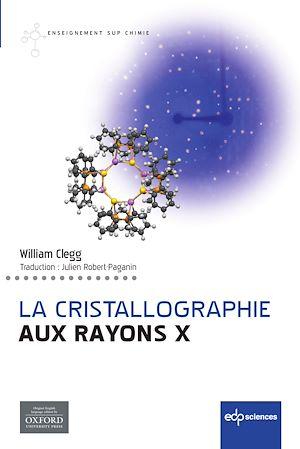 Téléchargez le livre :  La cristallographie  aux rayons X