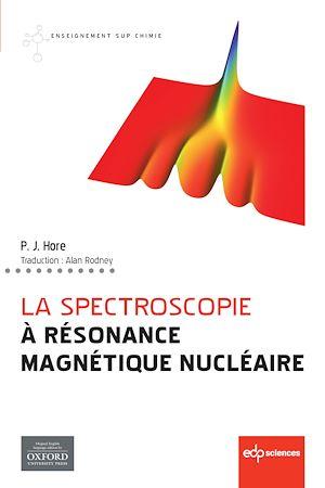 Téléchargez le livre :  La spectroscopie à Résonance Magnétique Nucléaire