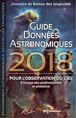 Télécharger le livre :  Guide des données astronomiques 2018
