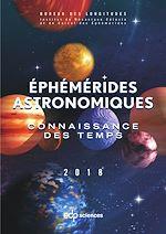 Télécharger le livre :  Ephémérides astronomiques 2018