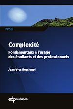 Télécharger le livre :  Complexité