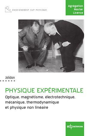 Téléchargez le livre :  Physique expérimentale