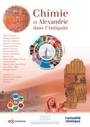 Téléchargez le livre :  Chimie et Alexandrie dans l'Antiquité