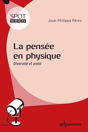 Téléchargez le livre :  La pensée en physique