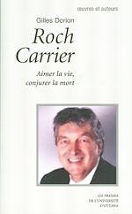 Télécharger le livre :  Roch Carrier