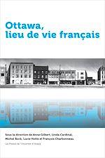 Télécharger le livre :  Ottawa, lieu de vie français