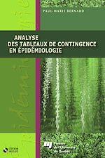 Télécharger cet ebook : Analyse des tableaux de contingence en épidémiologie