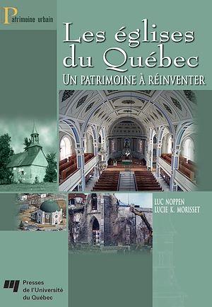 Téléchargez le livre :  Les églises du Québec