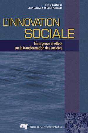 Téléchargez le livre :  L'innovation sociale