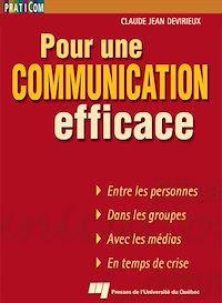 Télécharger le livre : Pour une communication efficace