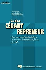 Télécharger le livre :  Le duo cédant/repreneur