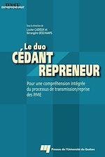 Télécharger cet ebook : Le duo cédant/repreneur
