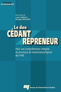 Téléchargez le livre numérique:  Le duo cédant/repreneur