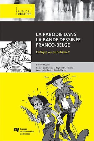 Téléchargez le livre :  La parodie dans la bande dessinée franco-belge