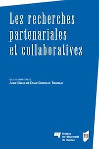 Télécharger le livre : Les recherches partenariales et collaboratives