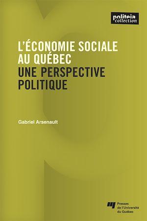 Téléchargez le livre :  L'économie sociale au Québec