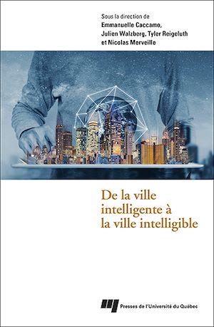 Téléchargez le livre :  De la ville intelligente à la ville intelligible