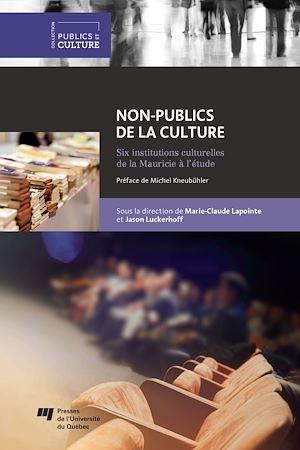 Téléchargez le livre :  Non-publics de la culture