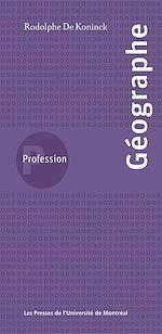 Télécharger le livre :  Profession géographe