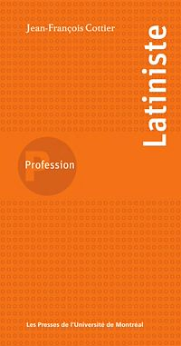 Télécharger le livre : Profession latiniste