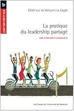 Télécharger le livre :  La pratique du leadership partagé