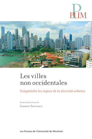 Téléchargez le livre :  Les villes non occidentales