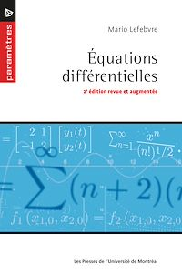 Télécharger le livre : Équations différentielles