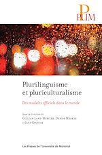 Télécharger le livre :  Plurilinguisme et pluriculturalisme