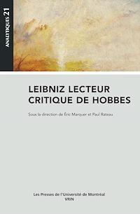 Télécharger le livre : Leibniz lecteur critique de Hobbes