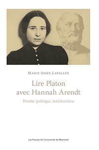 Télécharger le livre : Lire Platon avec Hannah Arendt