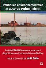 Télécharger le livre :  Politiques environnementales et accords volontaires
