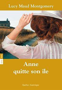 Télécharger le livre : Anne 03 - Anne quitte son île