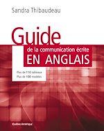 Télécharger cet ebook : Guide de la communication écrite en anglais
