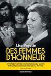 Téléchargez le livre numérique:  Des femmes d'honneur