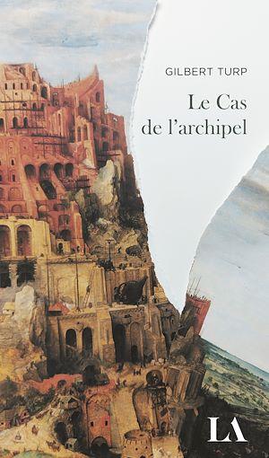 Téléchargez le livre :  Le Cas de l'archipel