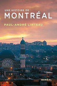 Télécharger le livre : Une histoire de Montréal