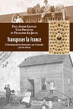 Télécharger le livre :  Transposer la France