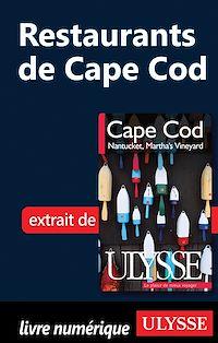 Télécharger le livre : Restaurants de Cape Cod