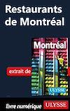 Téléchargez le livre numérique:  Restaurants de Montréal