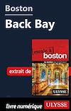 Téléchargez le livre numérique:  Boston - Back Bay