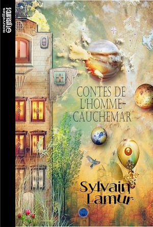Téléchargez le livre :  Contes del'homme-cauchemar - Tome 1