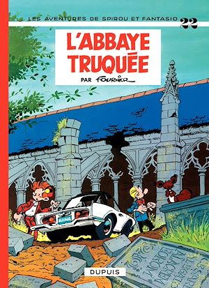 Téléchargez le livre :  Spirou et Fantasio - Tome 22 - L'ABBAYE TRUQUEE