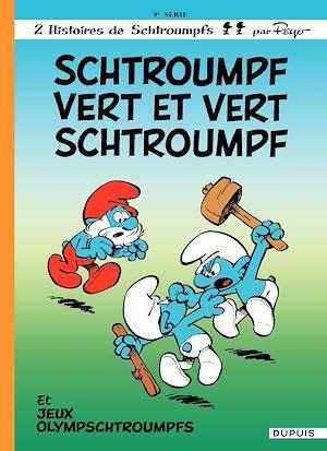Téléchargez le livre :  Les Schtroumpfs - tome 09 - Schtroumpf Vert et Vert Schtroumpf
