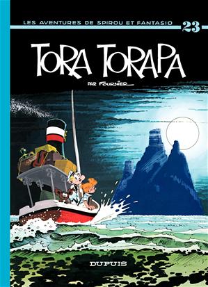 Téléchargez le livre :  Spirou et Fantasio - tome 23 - Tora-Torapa