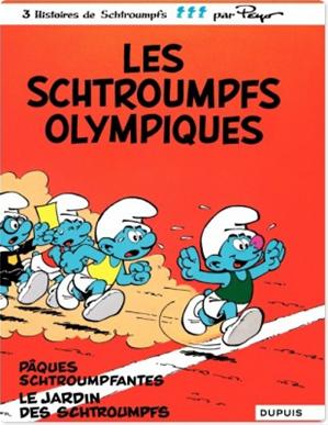 Téléchargez le livre :  Les Schtroumpfs - tome 11 - Schtroumpfs Olympiques