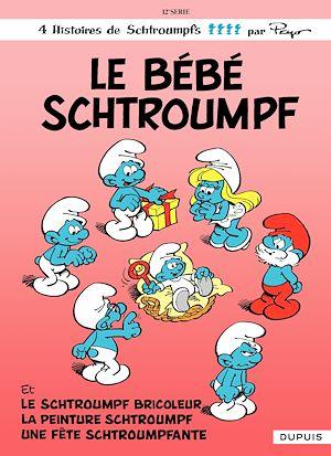 Téléchargez le livre :  Les Schtroumpfs - tome 12 - Le Bébé Schtroumpf
