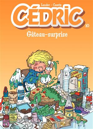 Téléchargez le livre :  Cédric - 10 - GATEAU SURPRISE