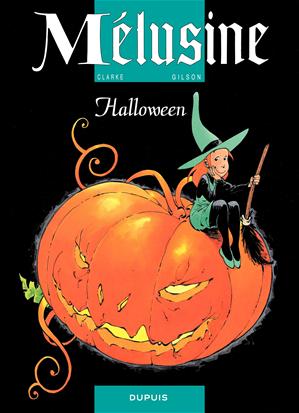 Téléchargez le livre :  Mélusine – tome 8 - HALLOWEEN
