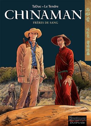 Téléchargez le livre :  Chinaman Tome 6 - Frères de sang