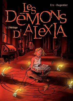 Téléchargez le livre :  Les Démons d'Alexia - Tome 1 - L'Héritage